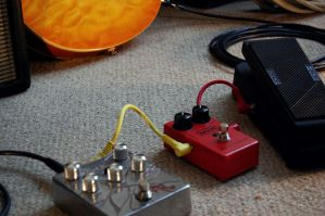 Pedals Chain by deathmedic