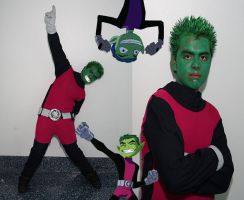 beast boy brother by 1amm1