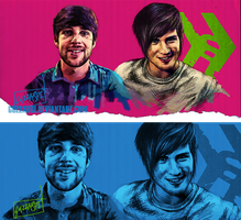 Smosh by Guzzardi