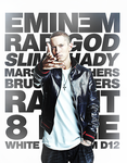 EMINEM POSTER by AndrewWantsYouV1