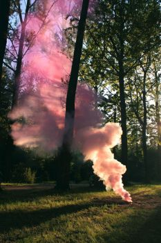 power of smoke- chemical experiments 5 by structure-of-chaos