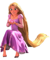 Tangled Repunzel feet in water PNG by ENT2PRI9SE