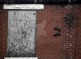 Boarded Up by BethGreen23