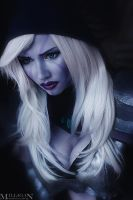 DotA 2 - Drow by MilliganVick