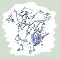 Reshiram :AT: by Neenagirl2220