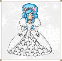 felicia as giselle by ninpeachlover