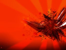 Abstract Wallpaper by PanniL0