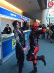 Lady Deadpool 2 by damphyr