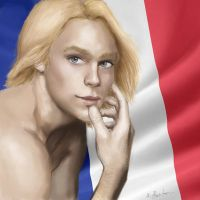 France for Ashlee by abibuu