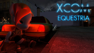 XCOM: Equestria (cover) by headhunter100060