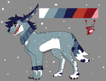 canine adopt 7 - OTA (cheap) CLOSED by loveart56