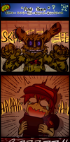 [WP1] =FNAF= and then (comic) by Amel-Genius17