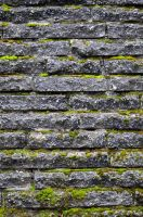 Stone Wall Stock by AzureWindProductions