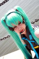 Miku Vocaloid: 7 by the-last-quincy