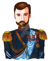 romanov remake: nicolas II by alice-archer10
