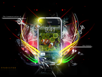 iPhone Ad by ffadicted