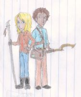 The Kane Chronicles by MissySerendipity