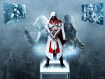 Assassin's Creed Wallpaper by ATKNebula