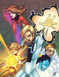 power pack colored by JamieFayX