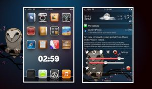Glaciens on iOS 5 by pracomass