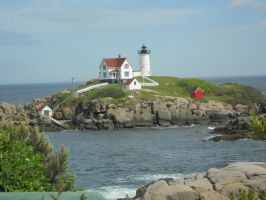 Welcome to Nubble Point by canamerica88