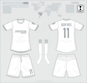Oficial Template Sports Design by IGORxREIS