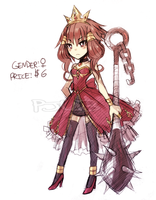 Adoptable 7: Sold by Rehmiel