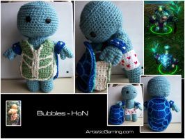 HoN -  Bubbles Sackdoll by GamerKirei