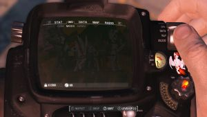 Fallout 4 Flamerunner's Pipboy by X-Flame-Dancer-X