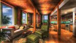 WoodenRoom HDR by evrengunturkun