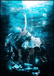 [ 25-4-2017 ] :: THE DEEP SEA : T.R for Ume :: by AT-Yomiko