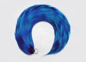 New Galaxy Tail (FOR SALE) by KittenConcoctions