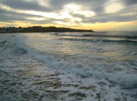 Waves of Portrush by thehexfactor
