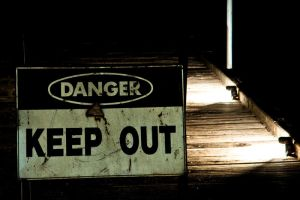 Seriously... KEEP OUT by alvse