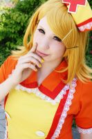 Rin Kagamine - love colored ward by TemGaa