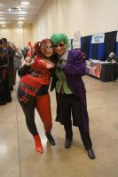 Harley and the Joker II by LolitaLibrarian