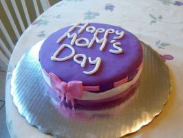 Mother's Day Cake by PnJLover