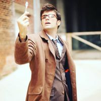 Tenth Doctor Cosplay by thatOneReallyTallGuy