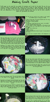Making Craft Paper by Zeds-Stock