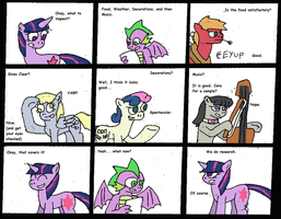Friendship is Epicness - Pg 7 by ScrewDaRules11