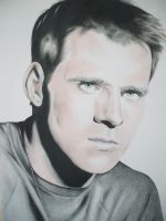 Ben Browder by LianneC