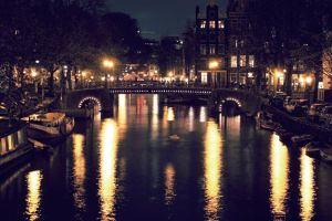 Amsterdam streets by Nickotinephoto