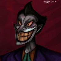 The Joker by CaramelFrog