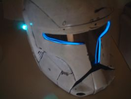 republic commando helmet lit up by hidek0021
