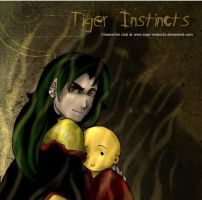 Tiger Instincts CxO by WillowWhiskers