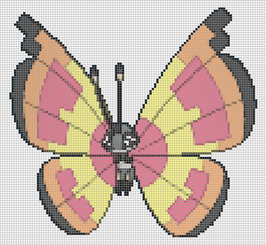 666.15  Vivillon by Electryonemoongoddes