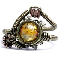 Ring Steampunk Jewelry by CatherinetteRings