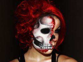 Bloody Skull by viglaseni