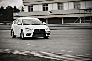 Evo X by redsunph