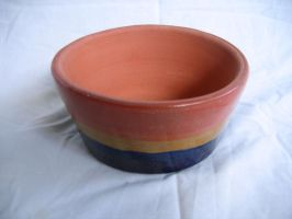 Multicolored Plant Pot by tmgivler